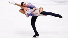 Auf Olympiasieg folgt WM-Titel: Savchenko/Massot holen Paarlauf-Gold
