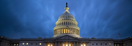Haushaltssperre vermieden: US-Senat verabschiedet Haushaltsgesetz