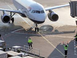 Kurz vor Abflug: Polizei stoppt betrunkenen Co-Piloten