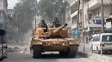 Erst Afrin, bald Tell Rifat?: Erdogan will in Syrien vorrücken