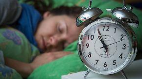 Unterricht ab frühestens zehn Uhr: Britische Schulen passen sich dem Biorhythmus an