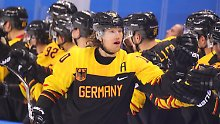 Eishockey-Team vor Umbruch: DEB-Legende Ehrhoff macht Schluss
