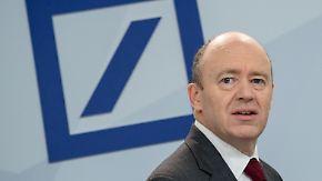 Cryan auf Abruf?: Deutsche Bank sucht angeblich neuen Chef