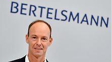 Vorstandschef Thomas Rabe will mittelfristig die Hälfte des Umsatzes im Digitalgeschäft erzielen.