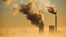 """""""Besorgniserregende"""" Studie: Deutsches CO2-Budget für 2018 aufgebraucht"""