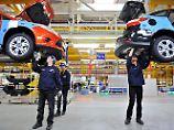 """Streit um Zölle: Peking droht den USA mit """"Domino-Effekt"""""""
