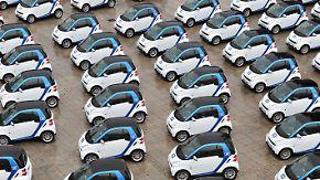 Deutschland muss Teilen lernen: Besitz von Autos kommt aus der Mode