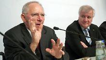"""""""Geschichte nicht aufhaltbar"""": Schäuble: Islam ist Teil unseres Landes"""