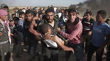 Nach tödlichem Einsatz in Israel: USA blockieren Gaza-Erklärung