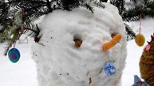 Erneuter Wintereinbruch: Weiße Ostern im Norden und Osten