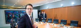 """""""Kein Grund zur Panik"""": Scheuer will Fahrverbote verhindern"""