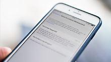 Update mit Beta-Batteriestatus: iOS 11.3 bringt mehr Akku-Kontrolle