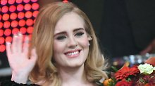 Ausflug in die Hochzeitsbranche: Adele.