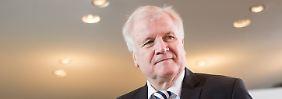 """""""Mit der SPD nicht zu machen"""": Seehofer eckt beim Familiennachzug an"""