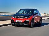 BMW profitiert mit dem i3 besonders von der Elektroautoprämie.