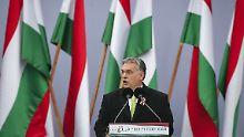 Ungarn hat die Wahl: Das System Orbán beginnt zu bröckeln