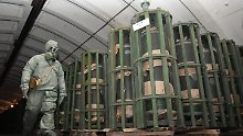 Anschlag auf Ex-Spion Skripal: Gift soll aus Labor in Südrussland stammen