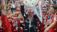 So läuft der 29. Spieltag: Der FC Bayern macht, gähn, den Deckel drauf