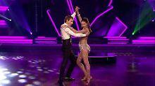 """""""Let's Dance"""": Popohaue? Nur mit der richtigen Technik!"""