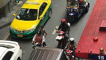 Augenzeugen kassieren Prämien: Thailands Polizei honoriert Unfallvideos