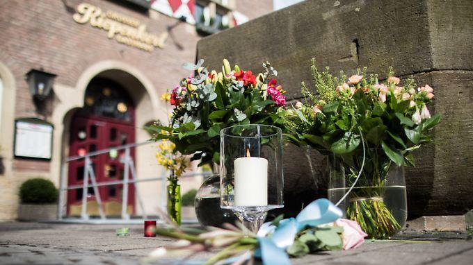 Polizei identifiziert Täter: Amokfahrer tötet zwei Menschen in Münster