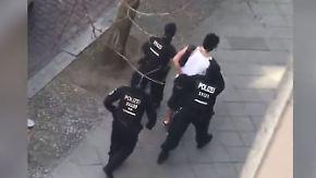 Anschlag auf Halbmarathon geplant?: Berliner Polizei verhaftet sechs Salafisten