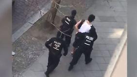 Möglicher Anschlag auf Halbmarathon: Berliner Polizei verhaftet sechs Salafisten