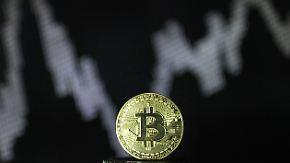 Kryptowährungen unter Druck: Rauscht der Bitcoin in die Bedeutungslosigkeit?