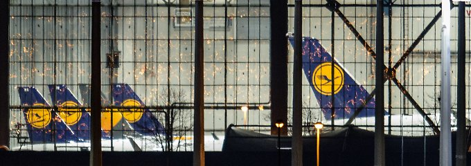 """Die Lufthansa hat nach eigenen Angaben die Idee für eine restrukturierte """"NewAlitalia""""."""