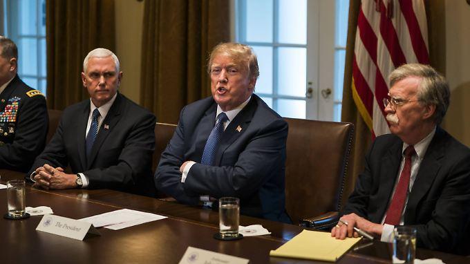 Büro von Trump-Anwalt durchsucht: FBI-Razzia lässt US-Präsidenten vor Wut schäumen