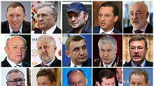 Der Börsen-Tag: Russlands Oligarchen verlieren 16 Milliarden - an einem Tag