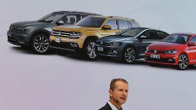 Dieselkrise, Kartellverdacht, E-Offensive: Neue VW-Führung erwartet viel Arbeit