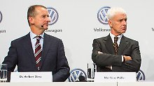 Konzernumbau bei Volkswagen: VW schickt auch Personalchef in die Wüste