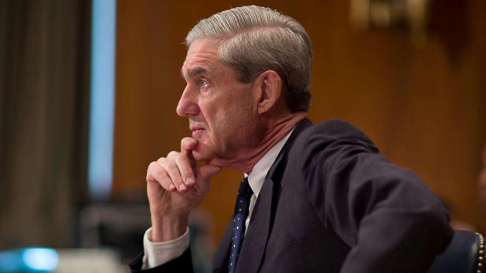 """Laut Trump ist FBI-Sonderermittler Robert Mueller verantwortlich für das """"böse Blut"""" zwischen Russland und den USA."""