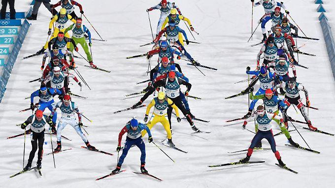 Der Biathlon steht vor einem Doping-Beben.