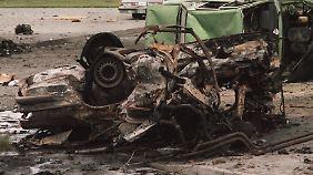 Beim Anschlag auf die Rhein-Main Air Base sterben 1985 zwei Menschen, zuvor war bereits ein Soldat erschossen worden.