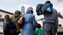 Angehörigen-Nachzug verwehrt: Syrer verlassen Deutschland wegen Familien