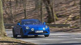Binnen Tagen ausverkauft: Alpine bringt Rennlegende A110 zurück auf die Straße