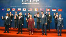 Trump will Neuverhandlung: USA erwägen Rückkehr zum TPP-Abkommen