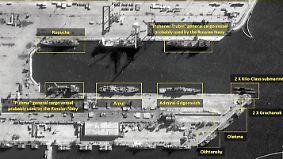 Trump berät Syrien-Strategie: Russland bereitet sich wohl auf US-Angriff vor