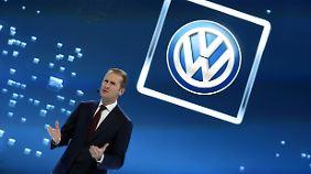 Mehr Gestaltungsmacht für Diess: Neuer VW-Chef macht Zukunftsthemen zur Chefsache