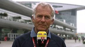 """Danner zum F-1-Training in China: """"Ferrari hat seine liebe Not mit dem Wetter"""""""