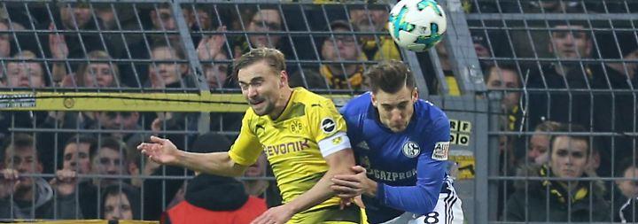 Fünf Fakten vor dem 30. Spieltag: Spitzen-Derby bringt Spannung ins Revier