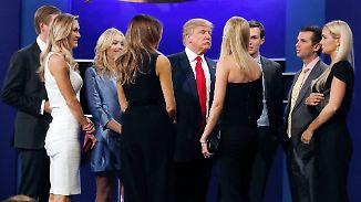 Promi-News des Tages: Trump hat angeblich eine uneheliche Tochter