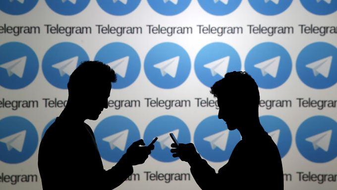 Der Messengerdienst Telegram wurde in Russland von den Behörden blockiert.