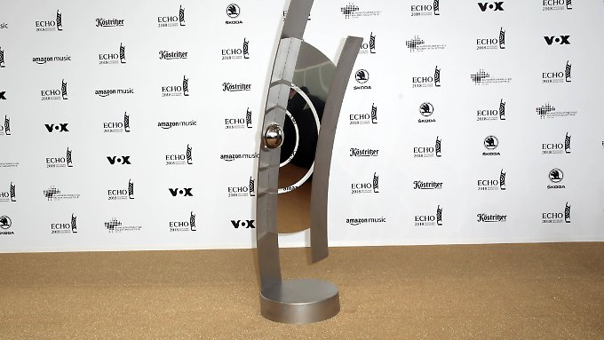 Der Echo - nicht jeder Preisträger sorgte in diesem Jahr für Jubelstürme.