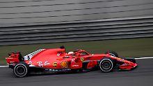 Wieder Vollgas für Vettel und Co: Formel-1-Spritlimit soll 2019 wegfallen