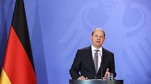 Zehn Milliarden Steuerausfälle: Scholz warnt vor Haushaltsbelastungen