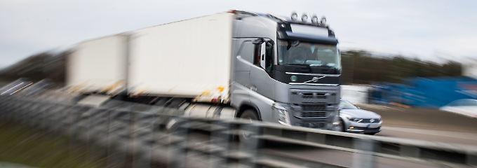 Viel Stress für wenig Geld: Deutschen Logistikunternehmen fehlen 50.000 Lkw-Fahrer