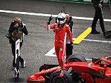 """""""Wendepunkt"""" in der Formel 1: Ex-Champion Hill orakelt über """"Ferrari-Ära"""""""
